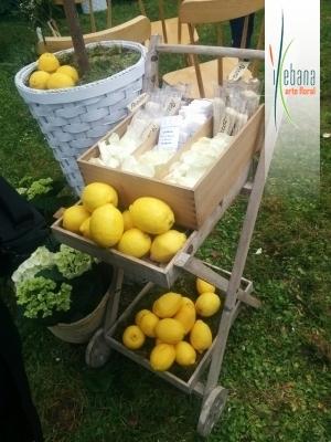 Arroz con limones
