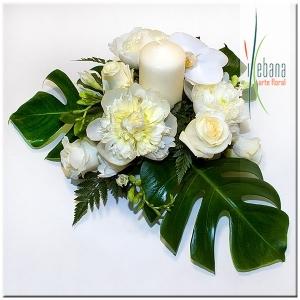 Centro de flor