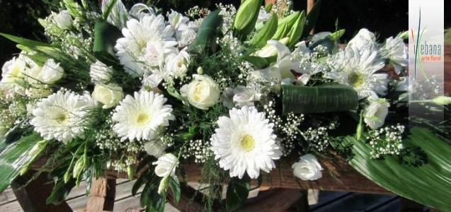 Centro de flor variado