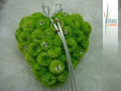 Flores para anillos