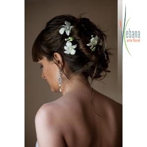 Flores pelo