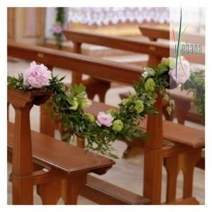 Guirnalda altar