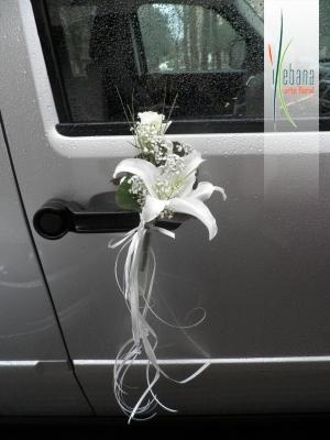 Manillas de flor variada