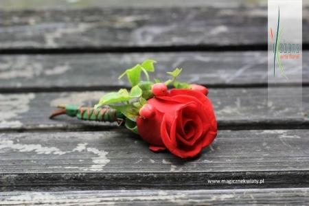 Prendido rosas