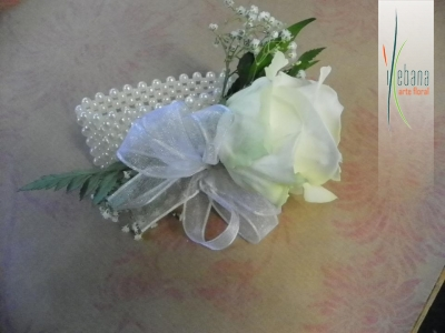 Pulsera de flor variada