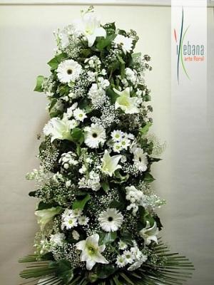 Toten de flor variada