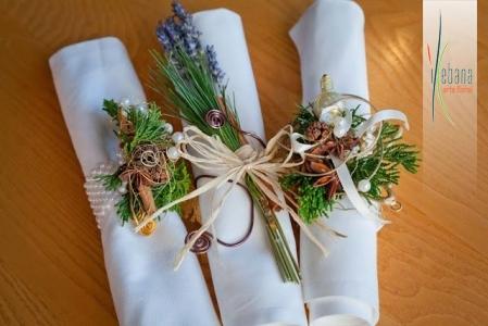 Flores mesas
